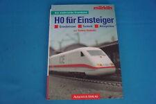 Märklin HO Für Einsteiger Thomas Hornung BOOK