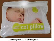 """SOFT ANTI ALLERGY"" NEW BABY COT PILLOW  FOR NURSEY AND TODDLER (Best Quality)"