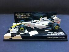 Minichamps - Rubens Barrichello - Brawn GP - BGP001 - 1:43 - Australian GP