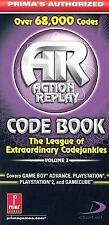 Action Replay Code Book Vol.2: Prima's Authorized [Action Replay Code Book: The