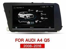 AUTORADIO ANDROID 9.0 PER AUDI A4 Q5 B8 2008 2009 2010 2011 2012 2013 2014 2015