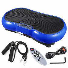 Crazy Fitness Machine Massage Vibration Plate Exercise Trainer Home Gym