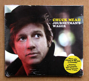 Chuck Mead , Journeyman's Wager   ( CD_Digipack )