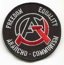 ANARCHO COMMUNISM PATCH (MBP 207)