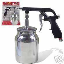 Portable Air Sand Blaster Blast Gun Sandblasting Compressor Automotive Tools