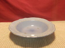 Home Trends Dinnerware Natural Elements Blue Pattern Soup Bowl