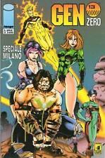 ★ GEN 13 # 0 - STAR COMICS - SPECIALE MILANO
