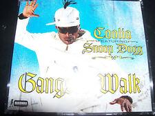 Coolio Feat Snoop Dogg Gansta Walk  Australian 5 Track CD Single