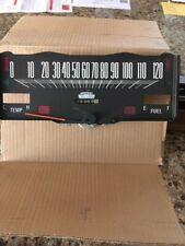 AMC Matador Rebel certified police speedometer ADAM 12