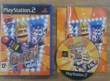 Buzz! das Pop Quiz (ps2) USK 12+ Spass Familie/Party Summer Spiel Playstation 2