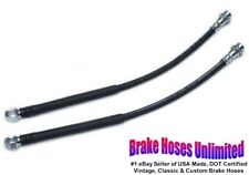 FRONT BRAKE HOSES Chevrolet Bel Air, 1971 1972 1973