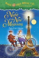 Magic Tree House #35: Night of the New Magicians (A Stepping Stone Book(Tm), Os