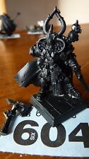 WHFB FANTASY LIMITED EDITION GAMES DAY 2009  EXALTED HERO OF CHAOS RARE OOP #604