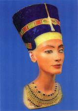 Nophretete  (Nefertiti) - 3D Action Lenticular Postcard Greeting Card