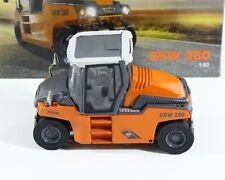 HAMM GRW 280 Rubber Tire Compactor NZG 1:50 832
