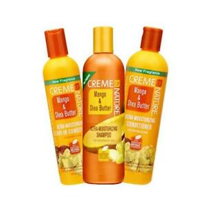 Creme of Nature Mango And Shea Butter For Dehydrating Hair