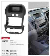 CARAV 11-313 Fascia Install dash Kit for FORD Ranger 2011+ manual A/C 2-DIN