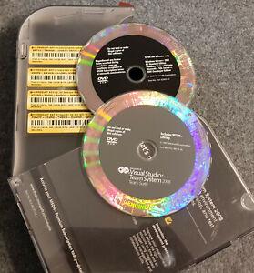 Microsoft Visual Team System 2008  -Englisch-  SKU: UEG-00020 -inkl. MwSt