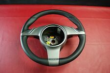 Porsche 911 987 997 PDK Steering wheel Black Leather 3 Spoke 997.347.803.32 A34