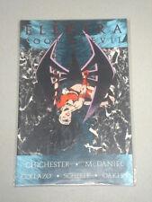 ELEKTRA ROOT OF EVIL #2 MARVEL FOIL STAMPED CVR APRIL 1995