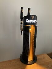 Guinness Beer Tap Pump Double Handles *RARE*