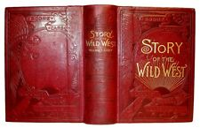 1888 Wild West Heroes Indian Wars Buffalo Bill Davy Crockett Daniel Boone Custer