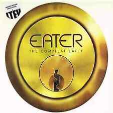 EATER - THE COMPLEAT EATER - (sealed white vinyl double LP set) - LETV283LP
