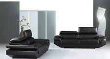 3+2 Sofagarnitur Set Couch Polster Sitz Garnitur Modernes Ledersofa  Weilrod
