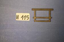 (H115) playmobil pièce maison western 3430 3431 3424 3425 3427