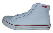 Chaussures décontractées blancs pour homme, pointure 42