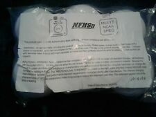 6 pack of Nocsae Approved Lacrosse Balls (Nfhs rules,meets Ncaa specs)