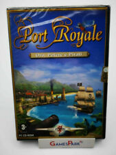 PORT ROYALE PC GAMES COMPUTER GIOCO NUOVO PER Italiano PAL DI BATTAGLIA NAVI X