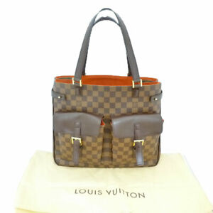 Louis Vuitton Damier euses N51128 Hand Bag From Japan #1943