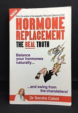 Hormone Replacement The Real Truth menopause - Dr Sandra Cabot