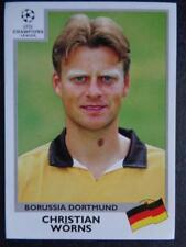 Panini Champions League 1999-2000 - Christian Worns (Borussia Dortmund) #56