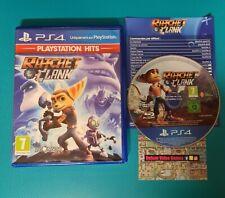 PS4 : ratchet & clank