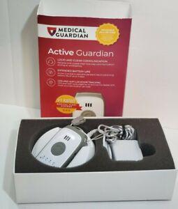 Active Guardian 4G Life Saving Medical Alert System by Medical Guardian