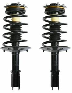 Mega Express Front Strut & Spring Assembly Pair Fits Chevy Ventura 1997-2005