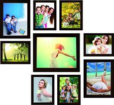 MAX Kiefer Holz 9er Set 13x18 18x24 24x30 Bilderrahmen Bild Rahmen Fotorahmen