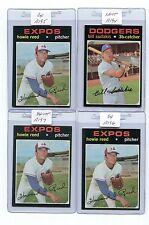 1971 TOPPS-#398 HOWIE REED (TOUGH)  EX  A195