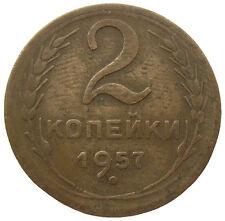 RUSSLAND  2 KOPEEK - 1957