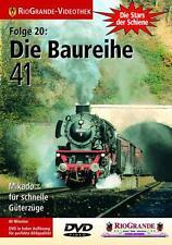 DVD Stars der Schiene 20 - Die Baureihe 41