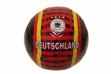 DEUTSCHLAND DEUTSCHER FUSSBALL-BUND LOGO FIFA  WORLD CUP SOCCER BALL SIZE : 5.