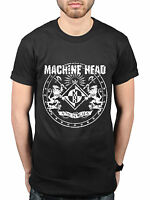 Official Machine Head Classic Crest NEW T-Shirt Fan Metal American Band Merch