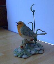 BORDER FINE ARTS ROBIN Ornament, Ayers 1984