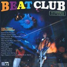 THE FIRST IMPRESSION Beat Club Vinyl Record LP Saga STSOC 1045 1967