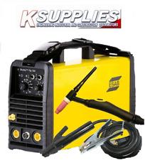 Esab 160amp Buddy Tig / Arc Welder HF start (2 year warranty) *Next Day Delivery