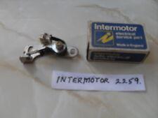 FIAT LANCIA Contact set incl 1300 1600 etc fulvia flavia & FSO 1963 ON