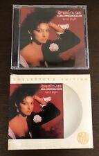 Gloria Estefan Miami Sound Machine Let It Loose Rare 24 Kt Gold Audiophile CD
