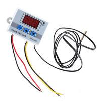 XH-W3002 12V Digital LED Temperature Controller Thermostat Probe Sens New